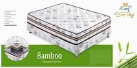 5 star Hotel Bamboo Bonnel Spring Bed Mattress