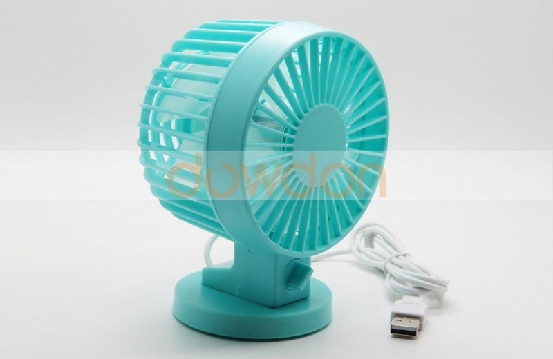 Factory Price Mini Portable Rechargeable Fan for Summer Outdoor Sports and Office Use