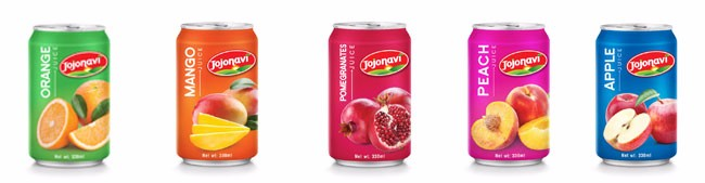 330ml White fresh grapefruit juice with Mangosteen flavour