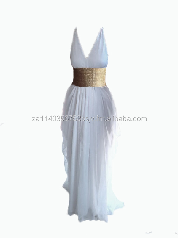 Athena style gown