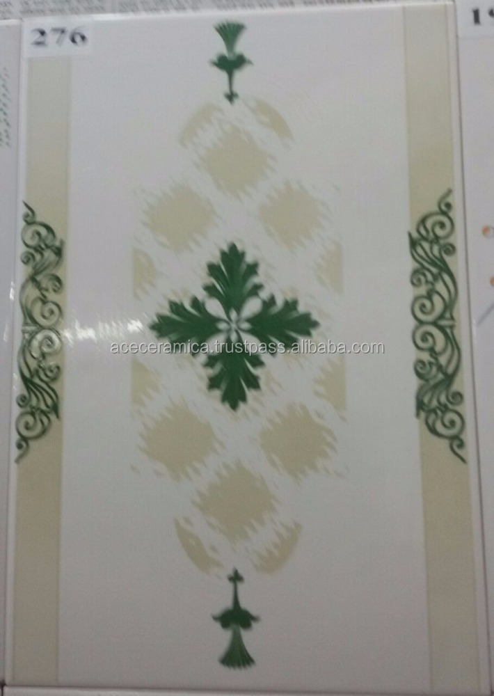 200x300MM New design 3D printing ceramic wall tile