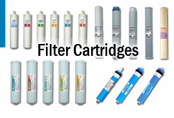 In-Line Activated Carbon Block (CTO) Filters for Water Purifier