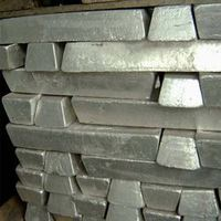 purity zinc ingots 99.995%