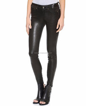 best selling high quality men sexy leather pants customized