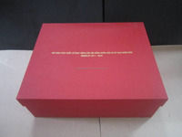 Vietnam factory price packaging box with customer''s logo printing