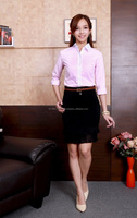 2016 NEW MODEL ladies office uniform design for clothes women, all selected made in Thailand products