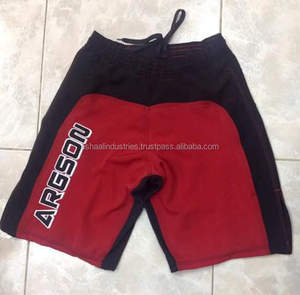 Wholesale-Hight quality 100% original Cheap mma shorts and all name brands Sublimated kick boxing muay thai vale tudo shorts