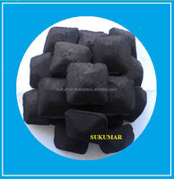 Best Quality BBQ Pillow shaped coco char briquettes