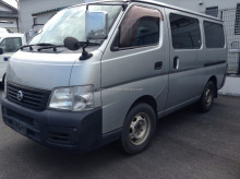 USED VEHICLES DIESEL FOR NISSAN CARAVAN 2004 (ENGINE: ZD30, MODEL: KG-VWE25, GRADE: DX LONG)