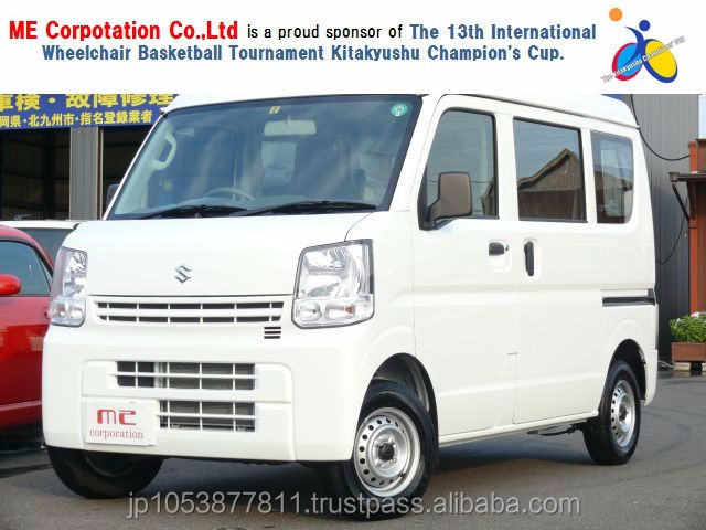 Right hand drive and japanese used van sales picture EVERY 2016 used van