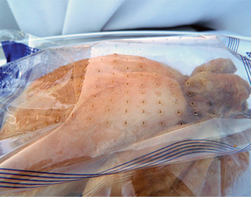 Chicken Basting Bag Manufacturer and whole seller supplier