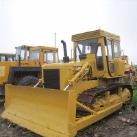 Japan D6D bulldozer for sale , 80% new 2006 model D6 crawler bulldozer in Shanghai