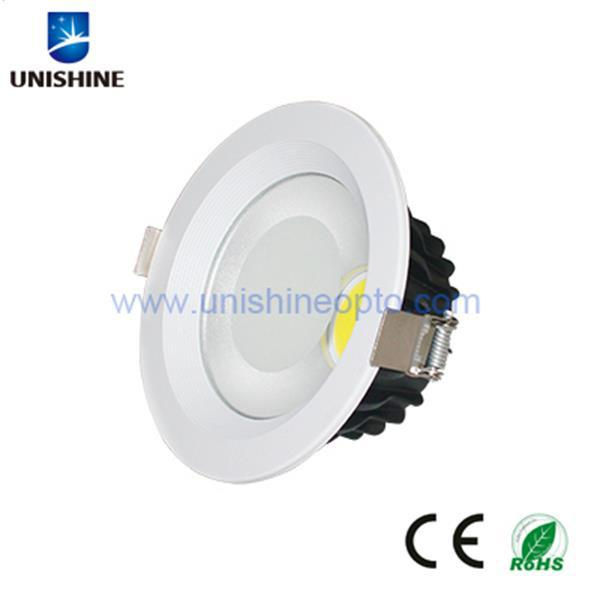 high quality 3-year warranty 4inch 12W LED COB Downlight