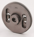 Anti backlash spur gear Module 1.0 Carbon steel Made in Japan KG STOCK GEARS