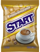 Start Coffee Candy In Pillow Pack