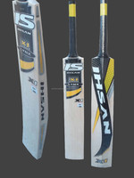 IHSAN X1 english willow bats WITH 3 GRIPS 3 PRACTICE BALL
