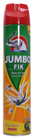 JUMBO FIK AEROSOL INSECTICIDE LEMON FLAVOUR SPRAY 600ML