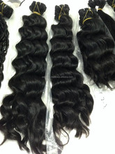 wavy Human Hair Vendors 100% Remy Hair Extension from Alice, Sarahair Company