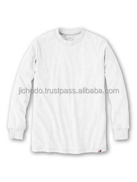 Quick dry T shirt with long sleeves ( spring and summer ). Made by Japan.