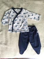 Baby Suits Pima 100% cotton
