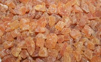 Organic Diced Dried Apricots