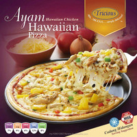HALAL FROZEN PIZZA