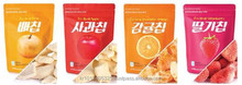 Fruit Chips Made through Freeze-drying