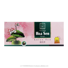 [New product] PhucLong Lotus Green Tea Bag x 24 bags