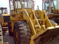good working japan made kawasaki loader hot sale in china