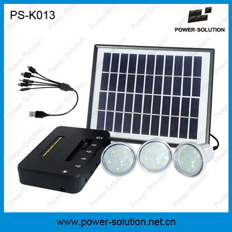 High quality 11V 4W Solar panel solar Home System Kit phone charging system for Somalia Djibouti Ethiopia