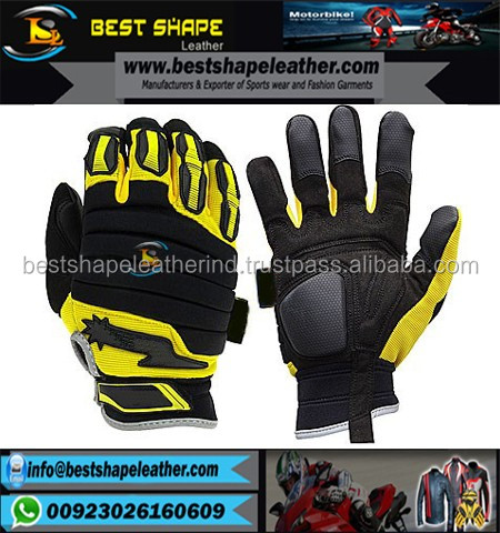 2017 Lava Hand Safety Mechanic Workwear Gloves/Anti Vibration Gloves/Gloves for Pneumatic Tool