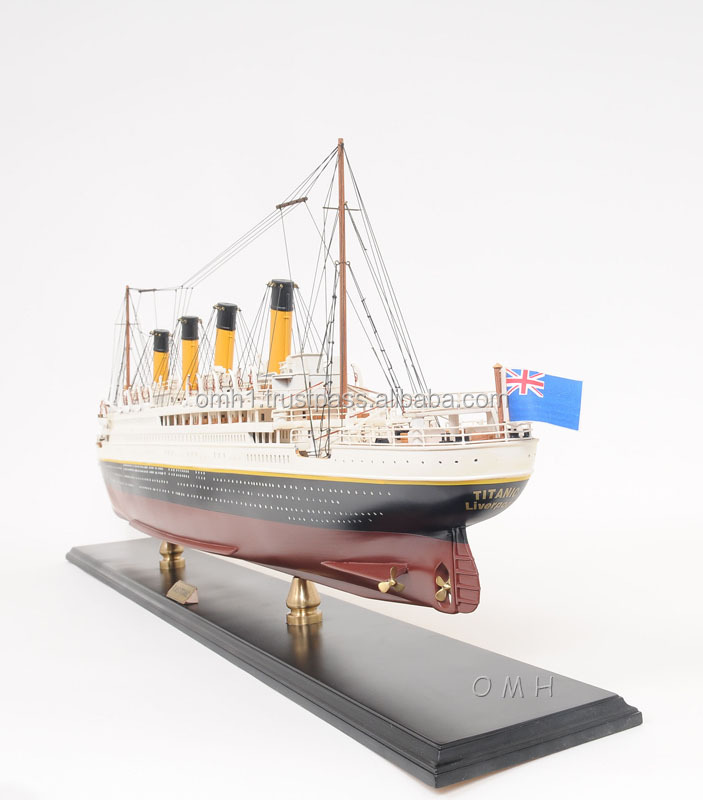 Vietnam high quality wooden ship model