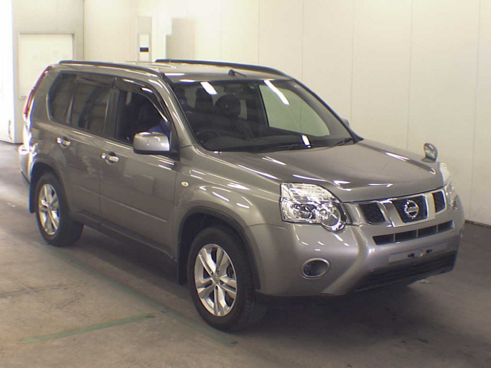 nissan x trail 2010 used buy nisaan jeep suv 4 wheel. Black Bedroom Furniture Sets. Home Design Ideas