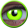 CONTACT LENS ColourVUE Glow Green