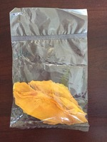 new season natural dried mango
