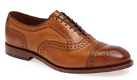 Oxford Shoes- 100% Genuine Leather Custom Oxford Shoes Mens Brogue shoes