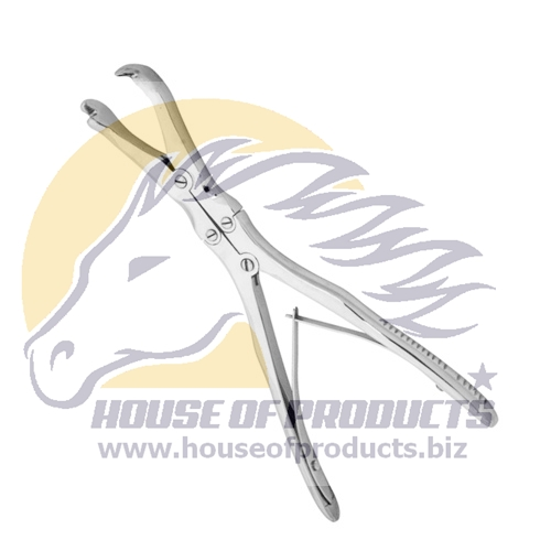 Three Prong Compound Forceps On Side made by HOUSE OF PRODUCTS IND