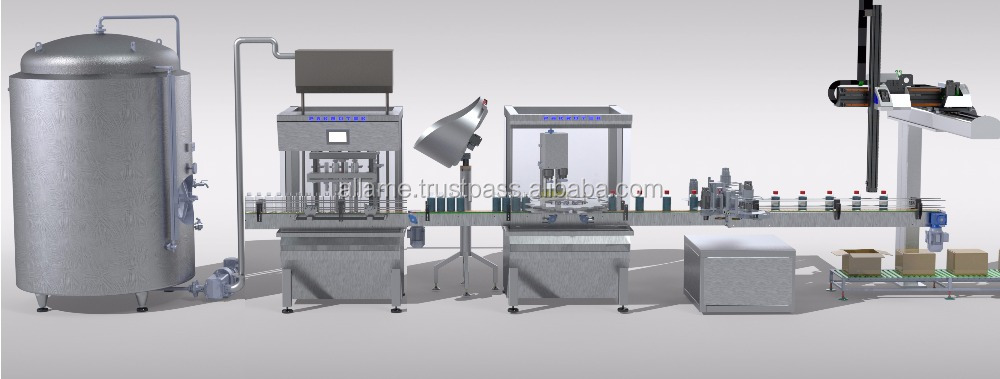 Full Automatic Filling Machine