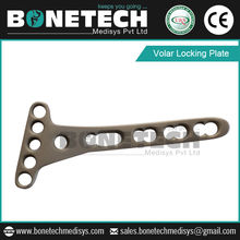 Volar Locking Compression Plate - Stainless Steel & Titanium Material