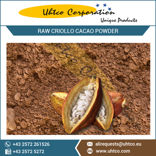 Cacao XP Criollo Organic Cacao Powder - 8 Claims approved within in the EU