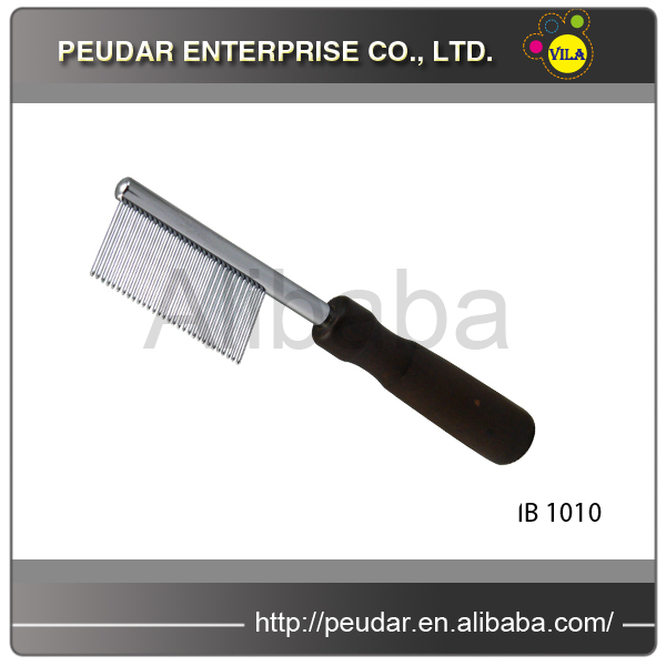 Metal Pet Grooming Comb Pet Grooming