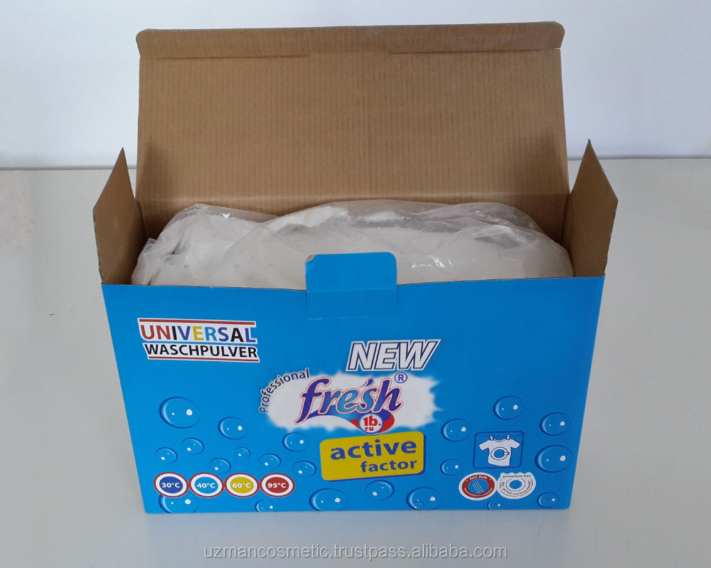 OEM Wholesale Detergent Washing Powder Reliable Manufacturer