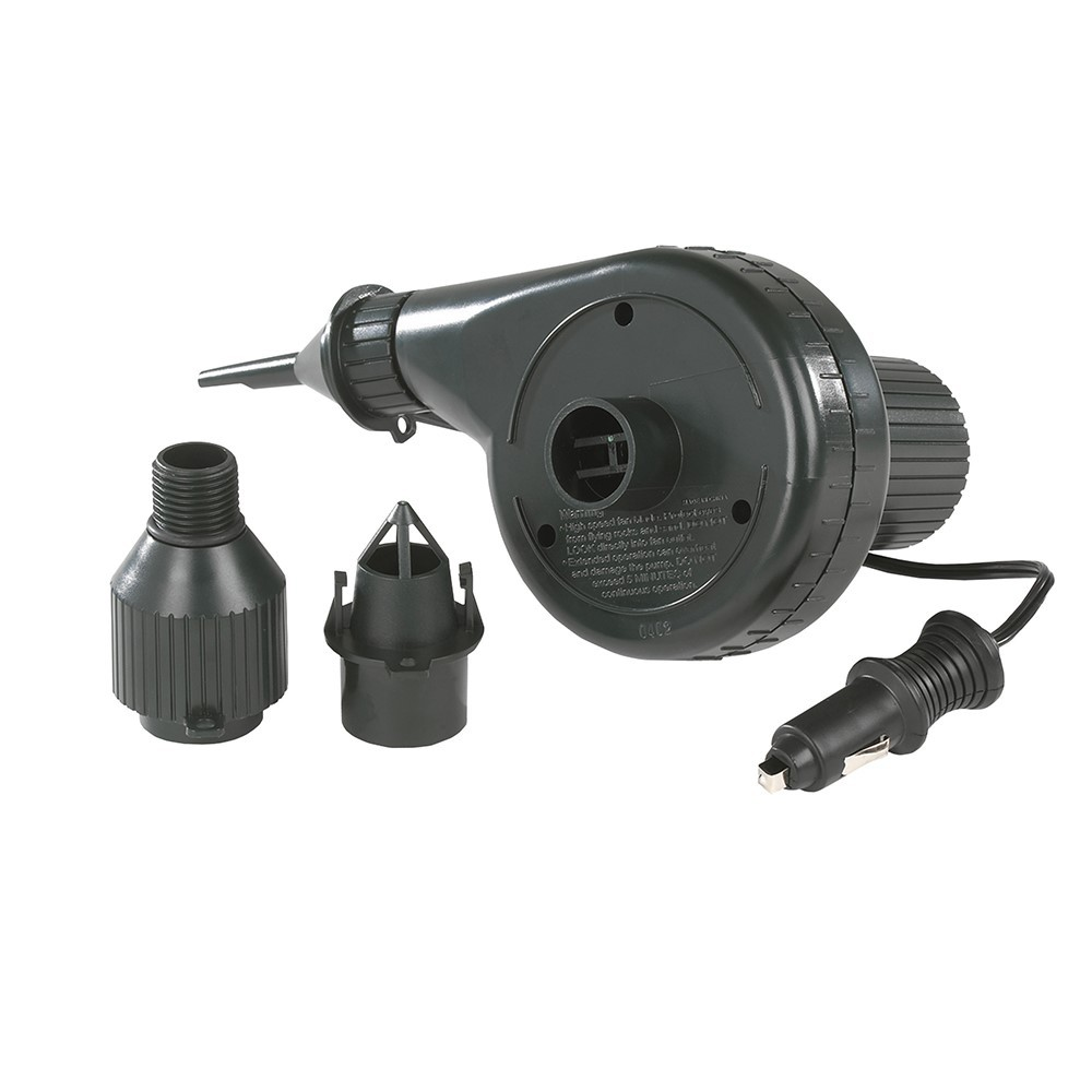 HIGH VOLUME ELECTRIC AIR PUMP - 12 VOLT #438