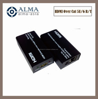 HDMI Over Cat 5E/6 R/T(60m)