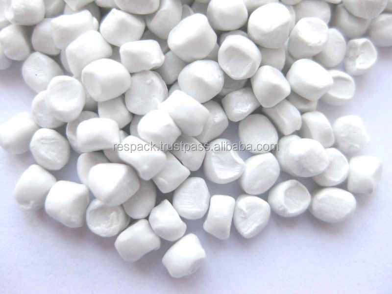 Calcium Carbonate Masterbatches (CaCO3)