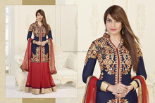 anarkali suit in delhi / heavy anarkali designer suit / wholesale anarkali suit in surat