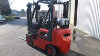 1151 USED FORKLIFT Trolley used machinery