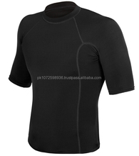 Gym Compressed Shirt/ New Style Body Fit Shirt High Quality Gym fitness Compression Shirt