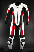 leather warm water suit motorbike