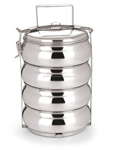 BELLY Stainless Steel Food Container Tiffin Carrier With Handle